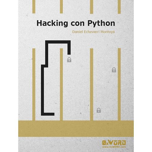 Libro Hacking con python
