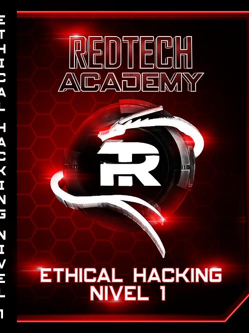 "Curso dvd ""Ethical hacking Nivel 1"""