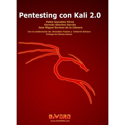Libro pentesting con kali 2.0