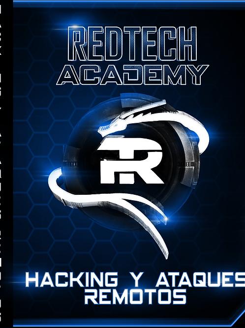 """Curso dvd """"Hacking y ataques remotos"""""""