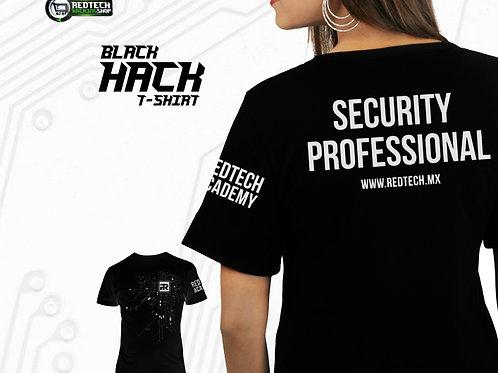 Playera Security Professional RedTech