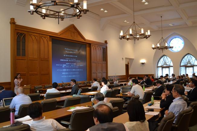 ◆通常総会・第2回年次大会を開催しました。