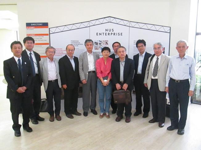 ◆IFSJ第2回国際大会がシンガポールで行われました。