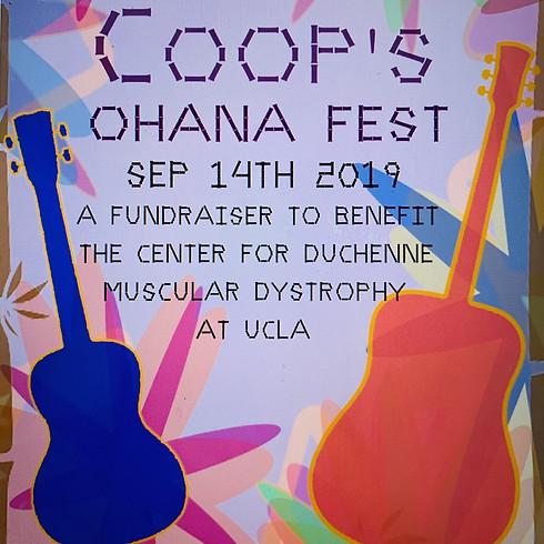 COOP'S OHANA FEST
