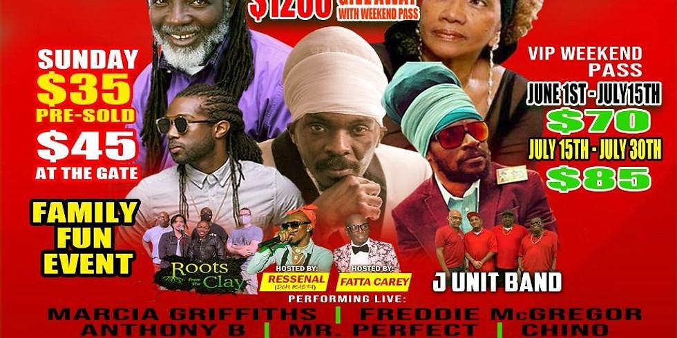 Vita Malt Jamaica Independence Jam Jam Weekend