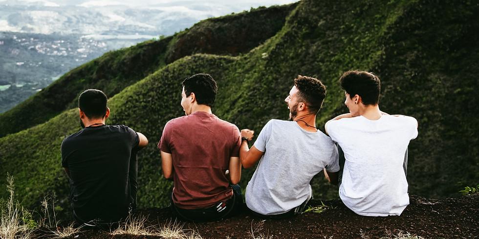 Men's Group - August