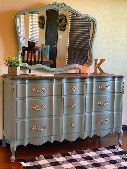 Rethunk Junk Resin Paint - Timeless Teal