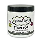 Rethunk Junk Resin Paint - Stain Top - Weathered Gray