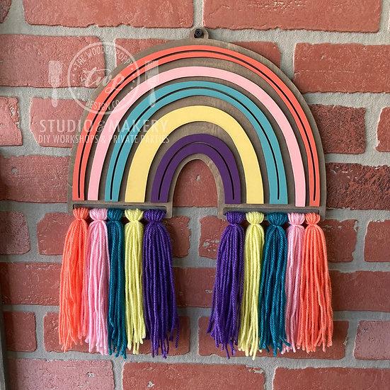 3D Hanging Rainbow DIY Kit