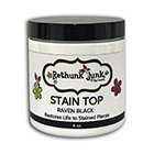 Rethunk Junk Resin Paint - Stain Top - Raven Black