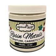 Rethunk Junk Resin Paint - Pearl Resin Metals 8oz.