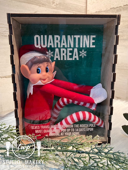 Elf Quarantine Box