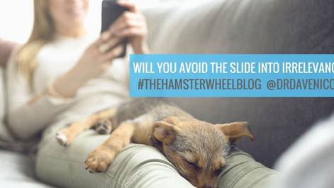 Digital Marketing Part 1: Will Your Veterinary Practice Avoid The Slide Into Irrelevance?