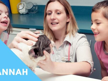 Meet The Team: Dr Hannah