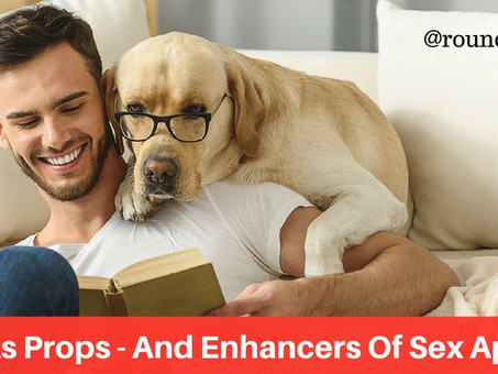 Pets As Props- and Enhancers Of Sex Appeal