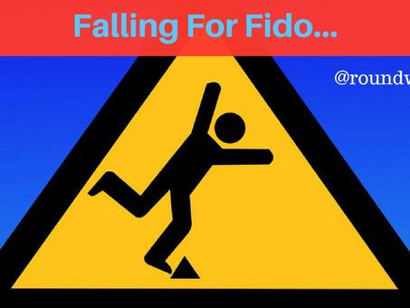Falling for Fido