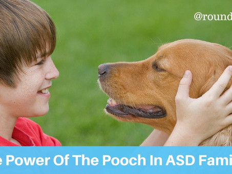 The Power Of The Pooch In ASD Families