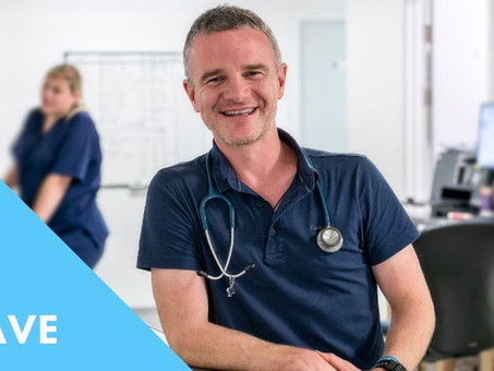 Meet The Team: Dr Dave