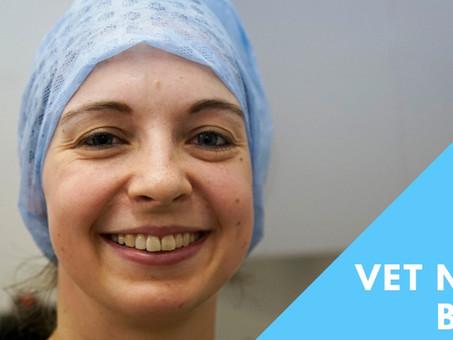 Meet The Team: Becky Our Veterinary Nurse