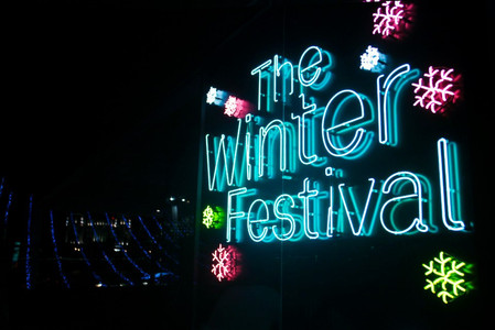 Southbank Winter Festival