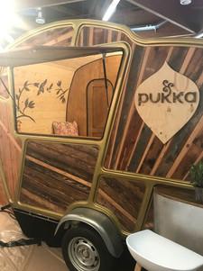 Pukka Mini Caravan