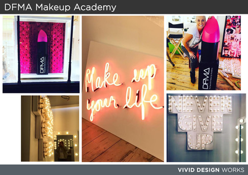 DMFA Makeup Academy