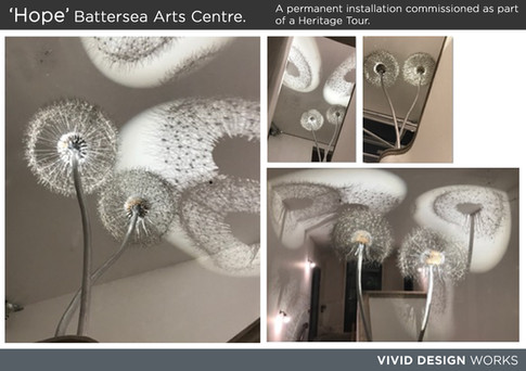 'Hope' at Battersea Arts Centre