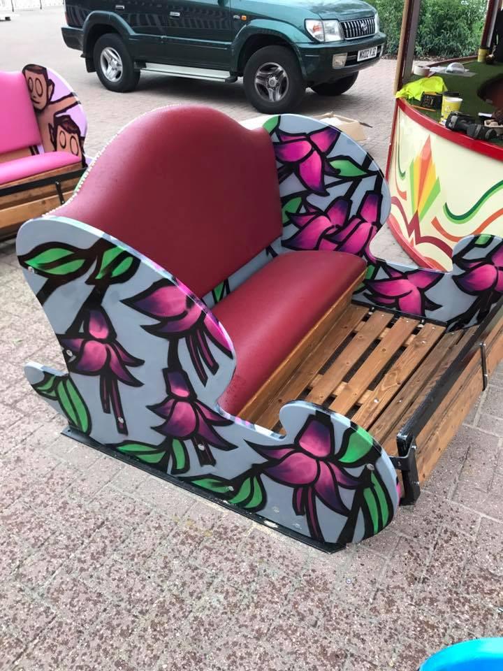 Dreamland Margate Seating