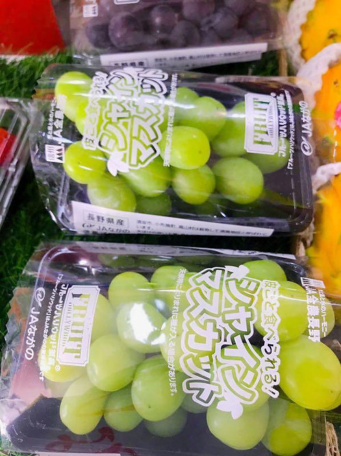 Japan Shine Muscat grape