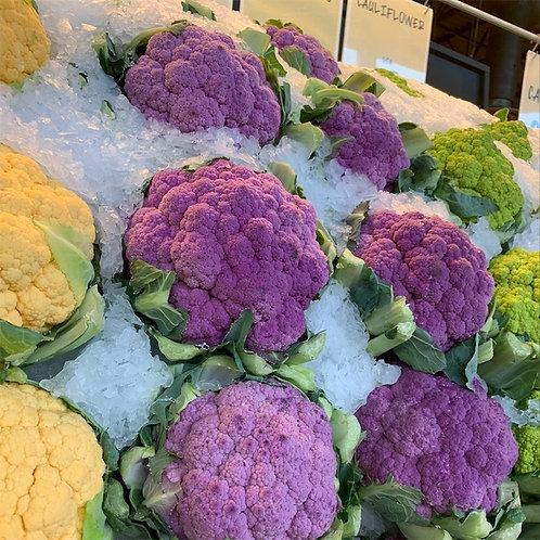 Holland color cauliflower