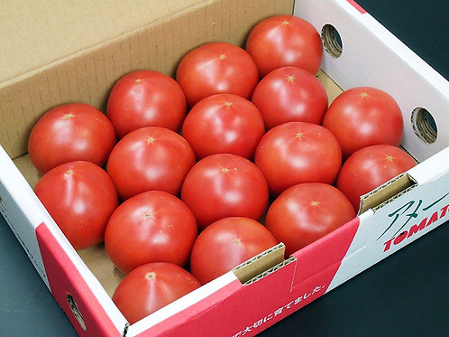 Japanese amela tomatoes - box