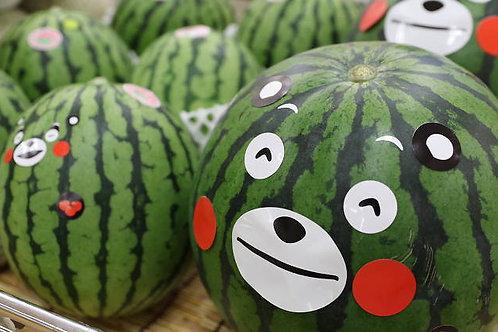 Japan Kumomoto watermelon