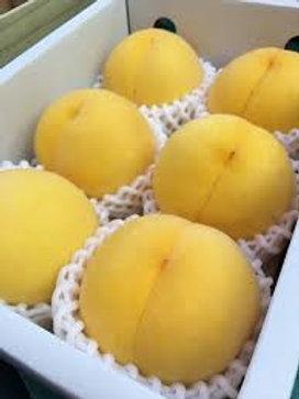 Japanese Yonegura Kintou Peach
