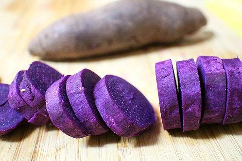 Japanese Murakami Purple sweet potato