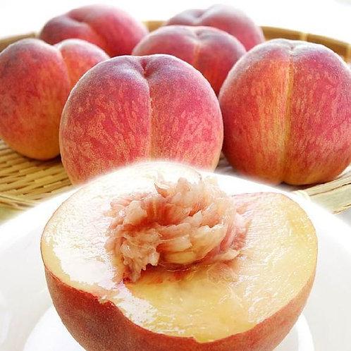Japanese Saga Hikawa Peach