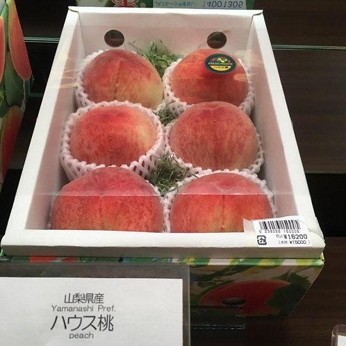 Japanese Yamanashi Hakuno  Peach