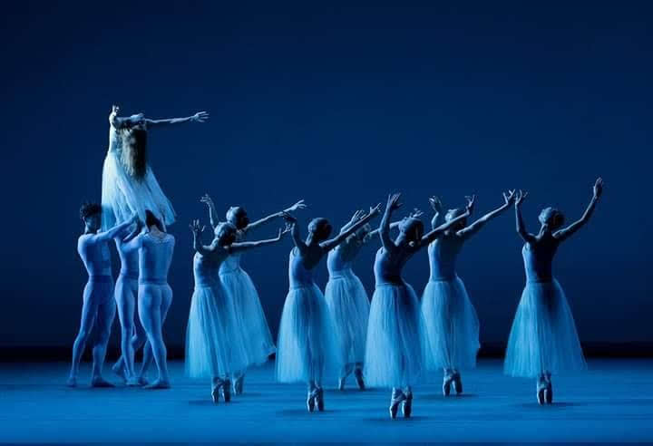 Balanchine's Serenade