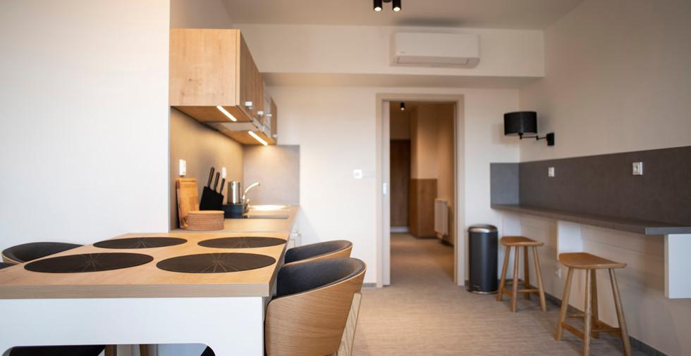 Wohnung für 5 Personen (3 Erwachsene +2 Kinder) (n. 11)