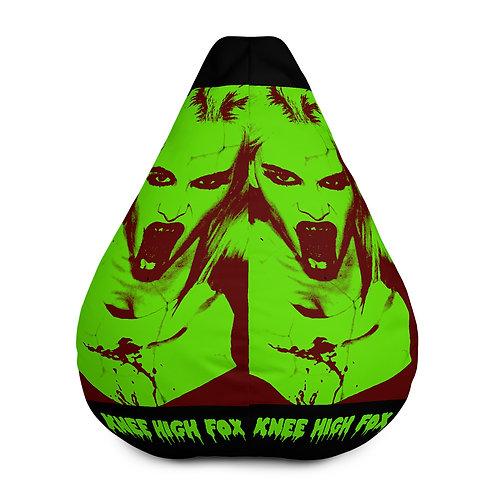 Kiss Me Kill Me Bean Bag Chair w/ filling