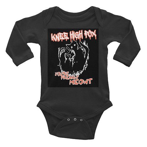 Freaky Baby Infant Long Sleeve Bodysuit
