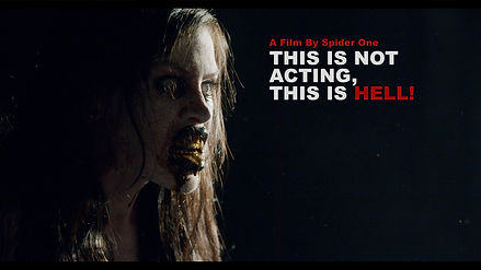 This Is Not Acting, This Is Hell! poster