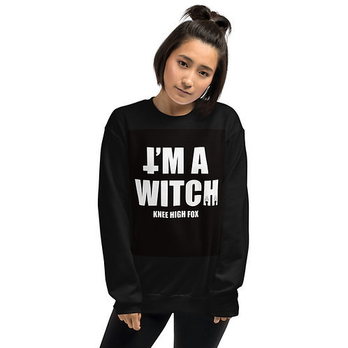 Unisex WITCH Sweatshirt