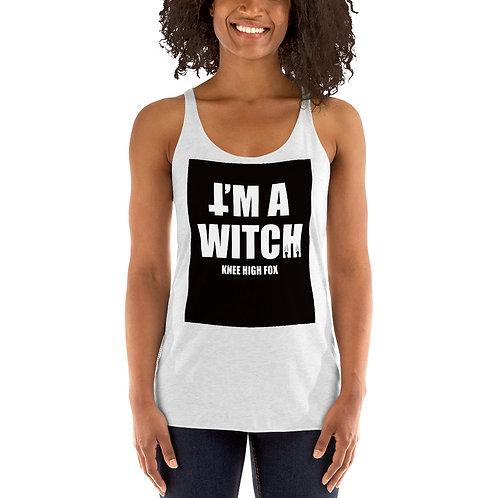 WITCH Women's Racerback Tank