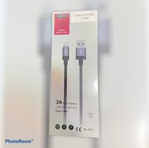Câble IPhone lightning 1,20m