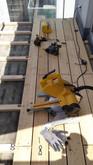 Terrassenböden montieren