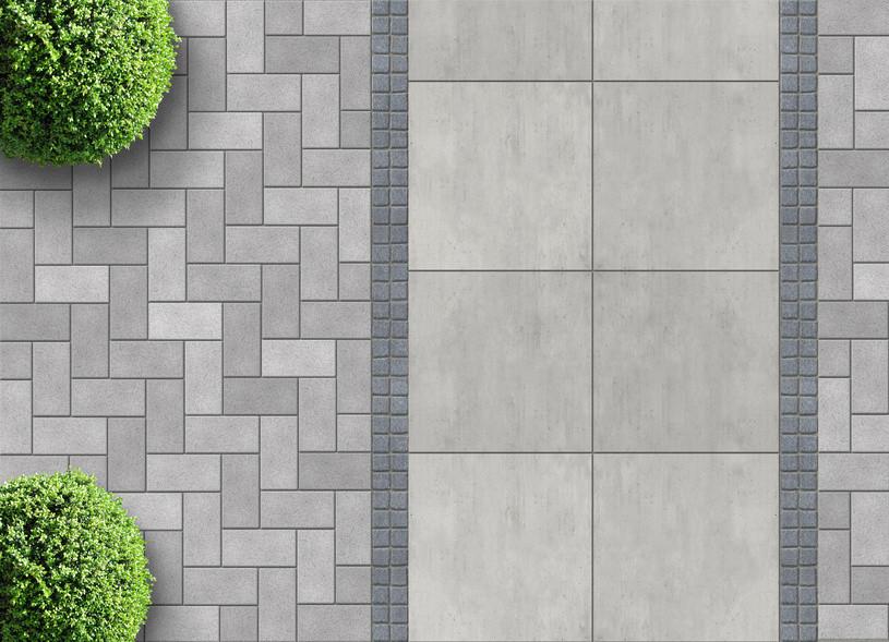 Fliesen im Außenbereich und auf Terrasse