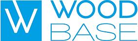 Woodbase Parkett Logo blau