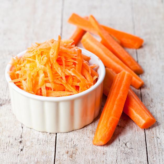 7 motivos para consumir cenoura!