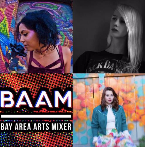 BAAM Featured Live Artist