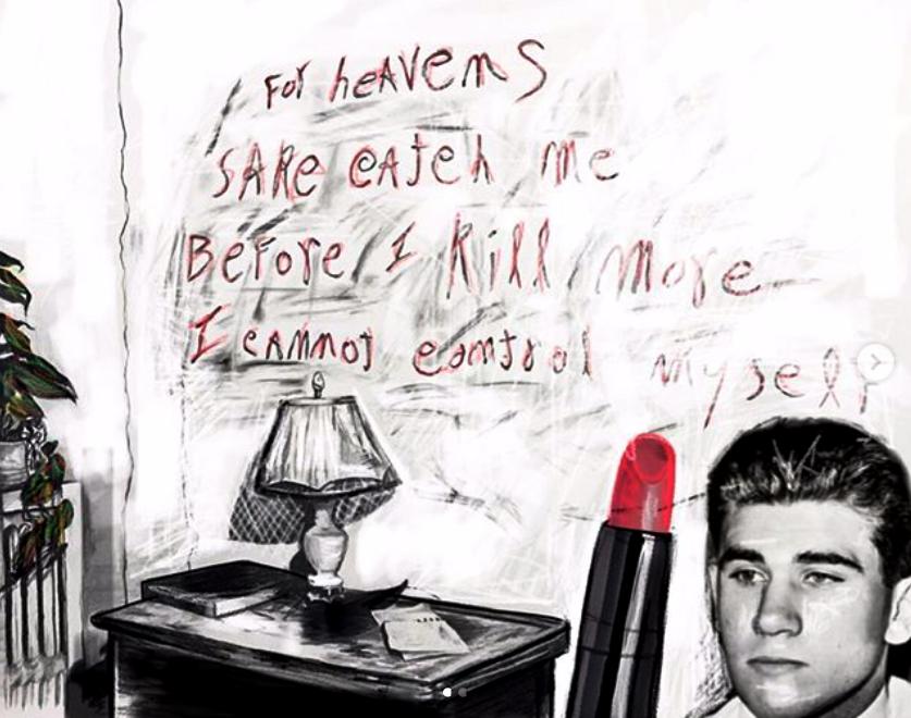 William Heirens - Lipstick Killer